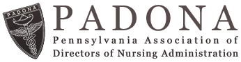 PADONA - Pennsylvania Association of Directors of Nursing Administration